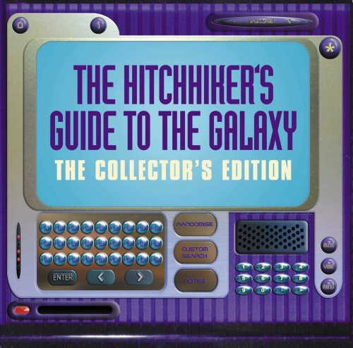 9780563477020: The Hitchhiker's Guide to the Galaxy: The Collector's Edition (Radio Collection)
