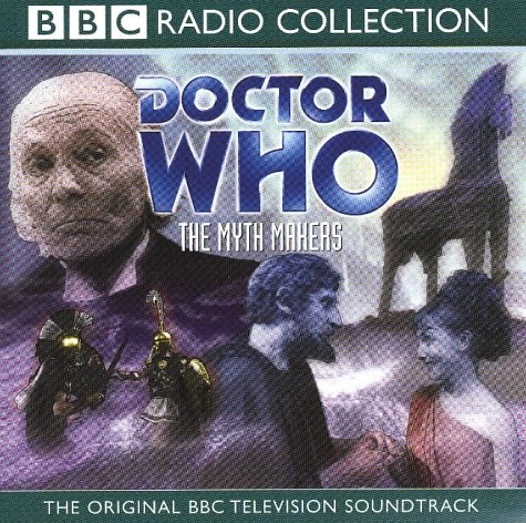 Doctor Who: The Myth Makers: Donald Cotton