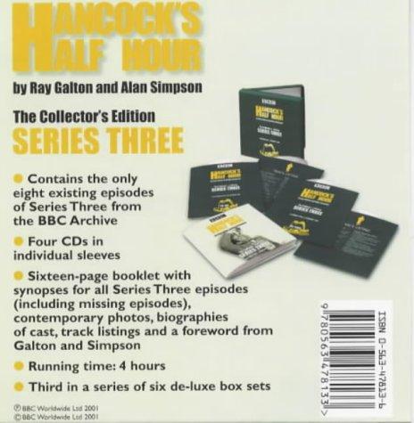 9780563478133: Hancock's Half Hour: Collector's Edition Series 3
