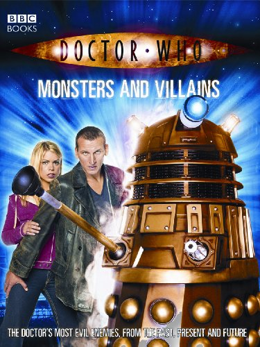 Doctor Who: Monsters and Villains: Richards, Justin