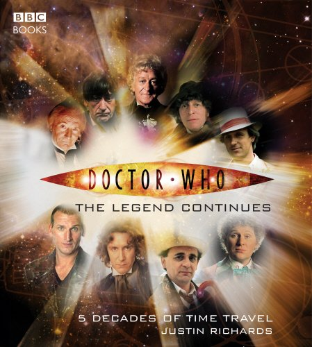 9780563486404: Doctor Who, the Legend Continues: 5 Decadees of Time Travel
