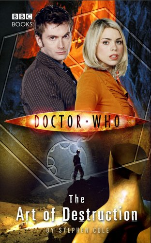 9780563486510: Doctor Who: The Art Of Destruction (Doctor Who (BBC Hardcover))