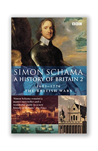 9780563487180: A History of Britain: The British Wars, 1603-1776 Volume 2 (Vol 2)
