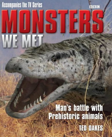 9780563488156: Monsters We Met