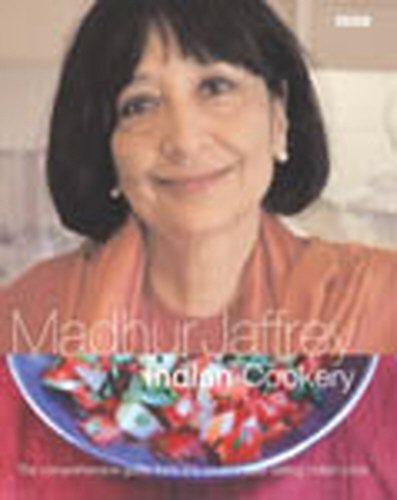 Madhur Jaffrey's Indian Cookery: Jaffrey, Madhur