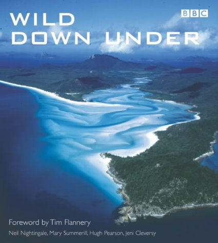 9780563488224: Wild Down Under: The Natural History of Australia