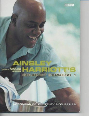 9780563488262: Ainsley Harriott's Gourmet Express
