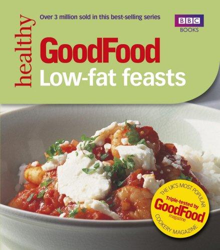 9780563488408: Good Food: Low-fat Feasts (BBC Good Food)