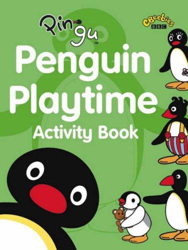 9780563492535: Pingu-Activity Book-Penguin Playtime (PB): Penguin Playtime Activity Book