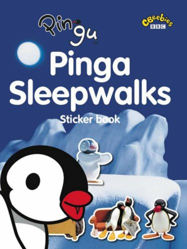 9780563492542: Pinga Sleepwalks: Sticker Book
