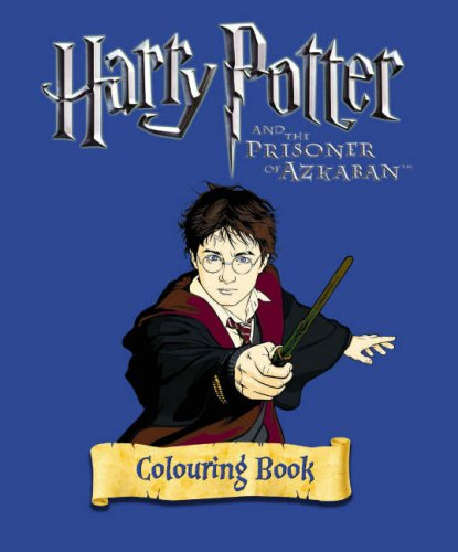 9780563492610: Harry Potter and the Prisoner of Azkaban: Colouring Book