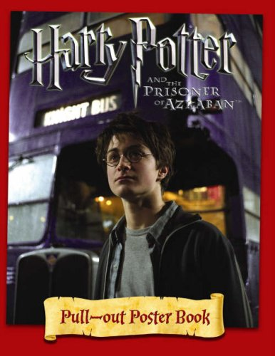 9780563492658: Harry Potter and the Prisoner of Azkaban: Pull-out Poster Book