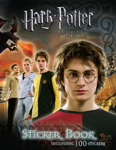 9780563493068: Harry Potter and the Goblet of Fire: Sticker Book