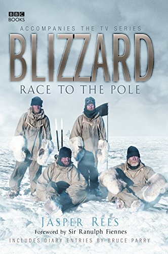 9780563493266: Blizzard-Race To The Pole