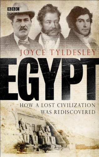 9780563493815: Egypt: How A Lost Civilisation Was Rediscovered