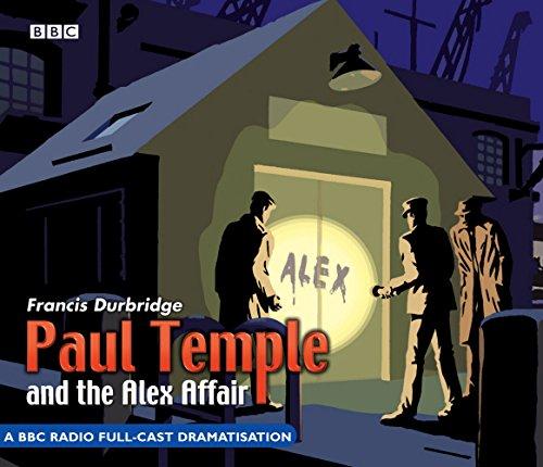 9780563494881: Paul Temple And The Alex Affair