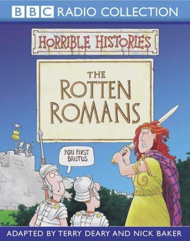 9780563495154: The Rotten Romans (Horrible Histories)