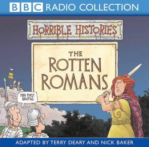 9780563495161: Rotten Romans