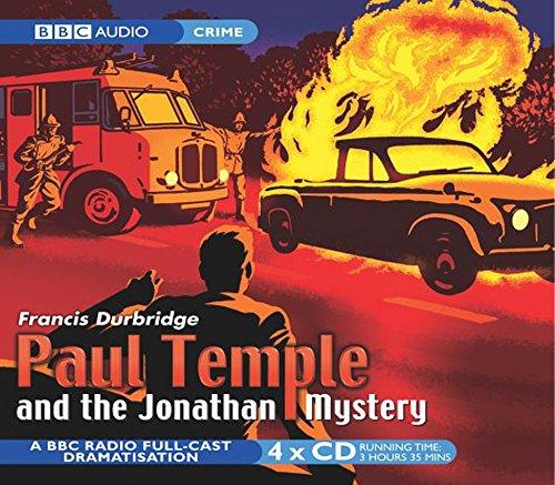 Paul Temple And The Jonathan Mystery: Francis Durbridge