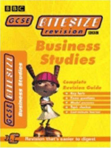 9780563501213: Business Studies