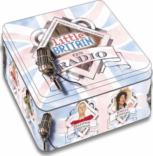 9780563504146: Little Britain-on Radio [7 CD