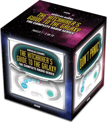 9780563504191: The Hitchhiker's Guide To The Galaxy: The Complete Radio Series (Hitchhiker's Guide (radio plays))