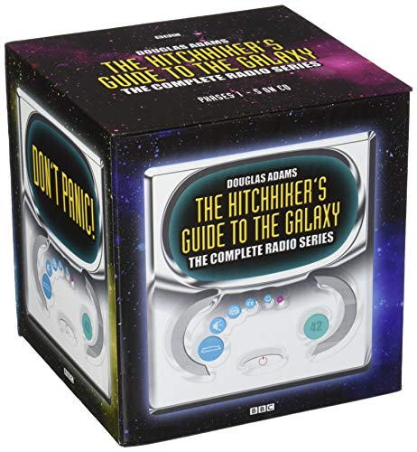 The Hitchhiker's Guide to the Galaxy, The Complete Radio Series: Douglas Adams