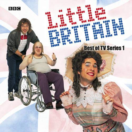 9780563504955: Little Britain: Best Of TV Series 1 (BBC Audio)