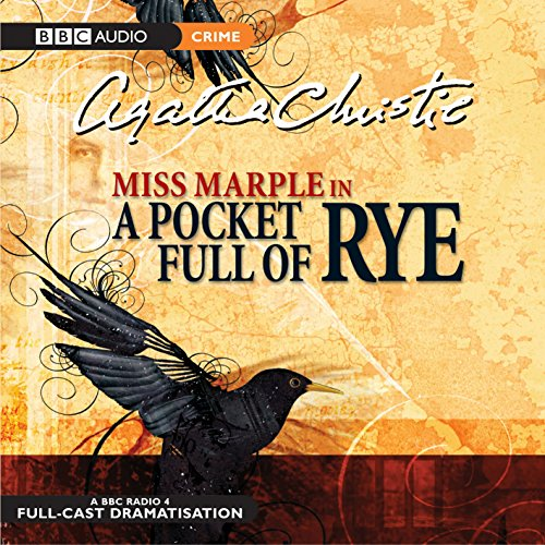 9780563510352: Miss Marple in: A Pocket Full Of Rye (BBC Audio Crime)