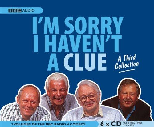9780563510420: I'm Sorry I Haven't a Clue, No. 3