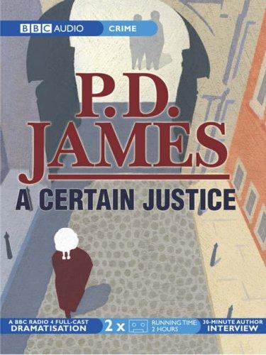 9780563510567: A Certain Justice