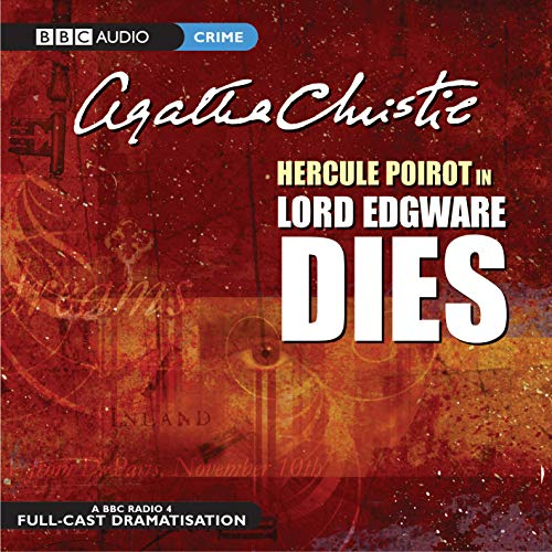 Lord Edgware Dies (Compact Disc): Agatha Christie