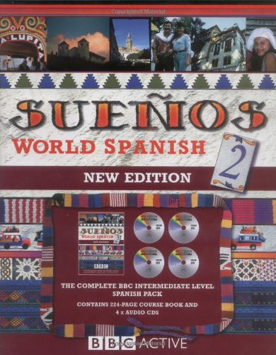 9780563519140: SUENOS WORLD SPANISH 2 (NEW EDITION) LANGUAGE PACK WITH CDS