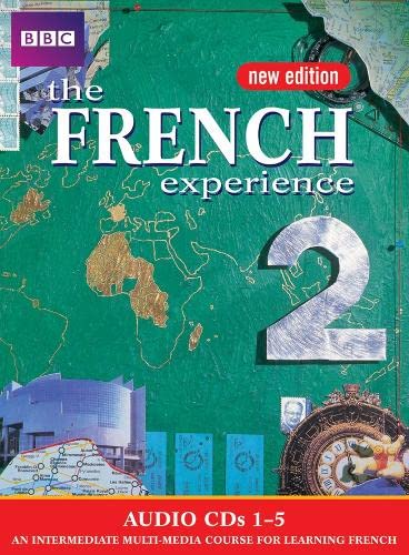 9780563519249: French Experience 2 (5 CD Pack)