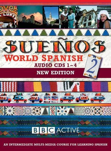 9780563519263: Suenos World Spanish 2 Compact Disk Pack (No. 2) (English and Spanish Edition)