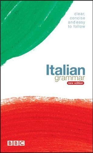 9780563519553: BBC Italian Grammar (BBC Active Language Guides)