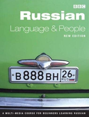 9780563519744: Russian Language and People Course Book