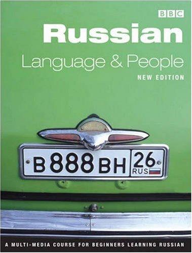 9780563519751: Russian Language & People: A Multi-media Course for Beginners Learning Russian (Language and People)