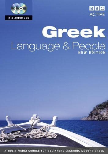 9780563519775: GREEK LANGUAGE AND PEOPLE CD 1-2 (NEW EDITION)