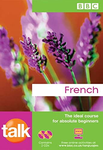 9780563520108: TALK FRENCH (BOOK & CD) NEW EDITION