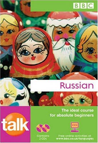 9780563520283: Talk Russian (Book & CDs)