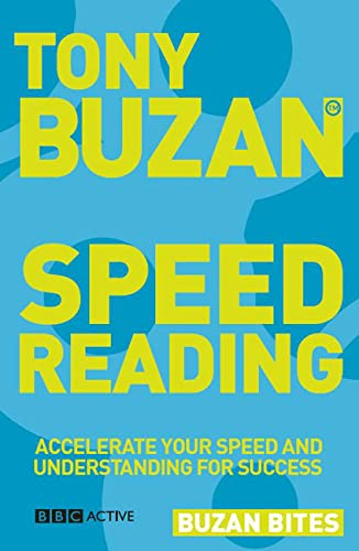9780563520351: Buzan Bites: Speed Reading: Accelerate your speed and understanding for success