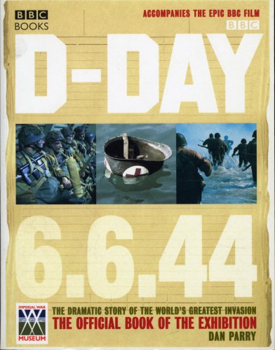 9780563521167: D-Day: The Dramatic Story of the World's Greatest Invasion