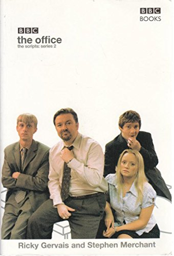 9780563521532: THE OFFICE: THE SCRIPTS, SERIES 2.