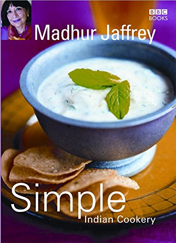 Simple Indian Cookery (056352183X) by Madhur Jaffrey