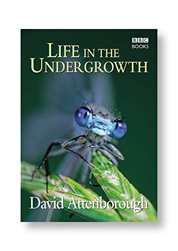 Life in the Undergrowth Signed Sir David Attenborough