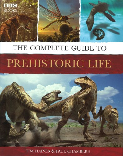 9780563522195: The Complete Guide to Prehistoric Life