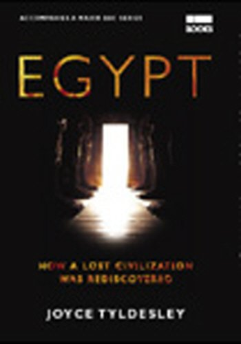 9780563522577: Egypt: How A Lost Civilisation Was Rediscovered