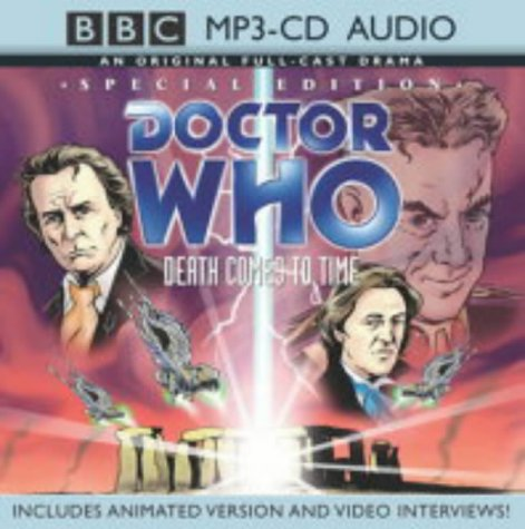 """ Doctor Who "" , Death Comes to Time: Original BBC Full-cast Dramatisation (BBC MP3-CD ..."
