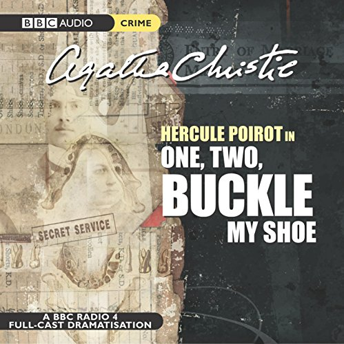 9780563524069: One, Two Buckle My Shoe (BBC Audio Crime)